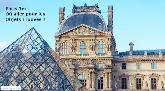 Objets Trouvés : Paris 1