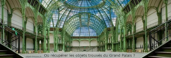Objet Trouve Grand Palais