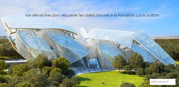 Objet Trouve Louis Vuitton