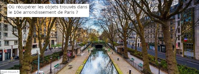 Objet Trouve Paris10