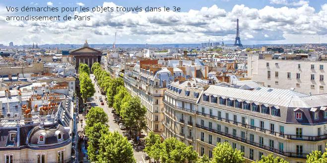 Objet Trouve Paris3