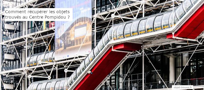 Objet Trouve Pompidou