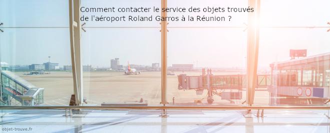 Objet Trouve Aeroport Roland Garros