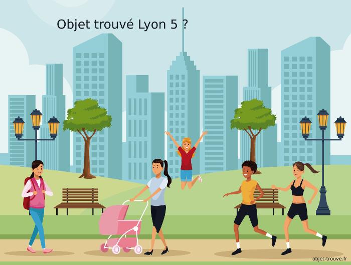 Vous avez trouvé ou perdu un objet dans le 5ème arrondissement de Lyon ?