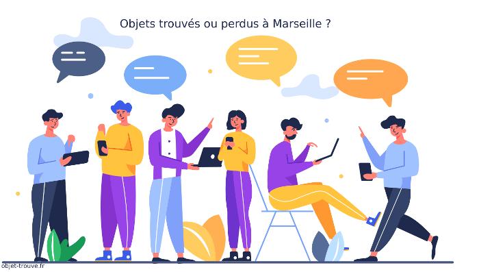 Objets trouvés Marseille